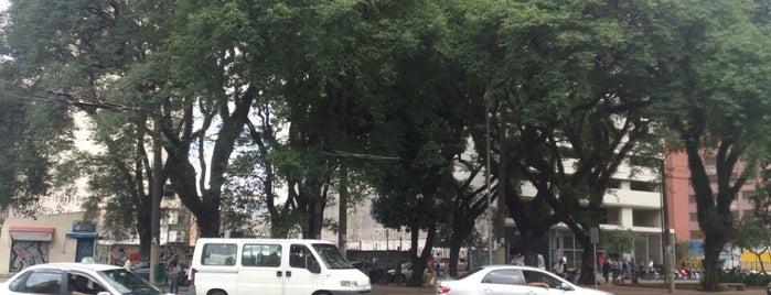 Praça Alfredo Issa is one of São Paulo / SP.