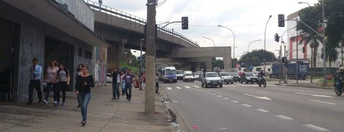 Ponte Cruzeiro do Sul is one of São Paulo / SP.