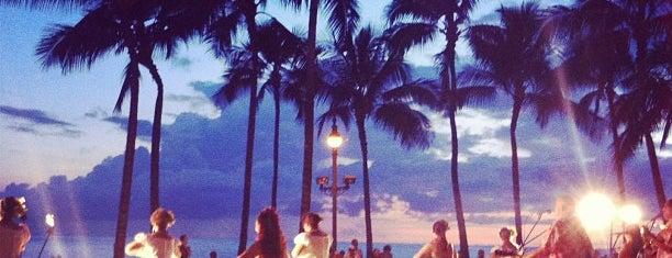 Kuhio Beach Hula Show is one of Hawaii+.