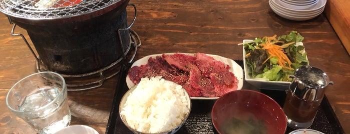 焼肉酒場 すみびや is one of 焼肉大好き.