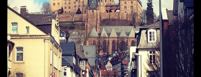 Marburg an der Lahn is one of Cities I've been.