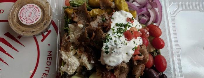 Pita Mediterranean Street Food is one of Midtown.