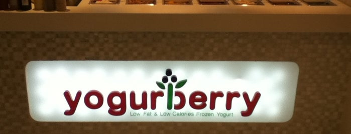 YogurBerry is one of Laura'nın Kaydettiği Mekanlar.