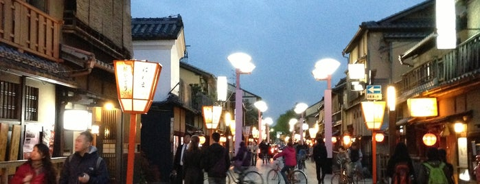 Gion is one of Kyoto.