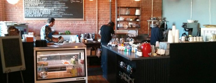 Stella's Cafe and Coffee Shop is one of My 'hood' go to spots..