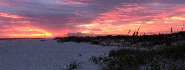 Fort Pickens Campground is one of Great Outdoors - Top Picks.