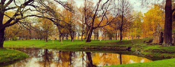 Orlovsky Park is one of สถานที่ที่ Георгий ถูกใจ.