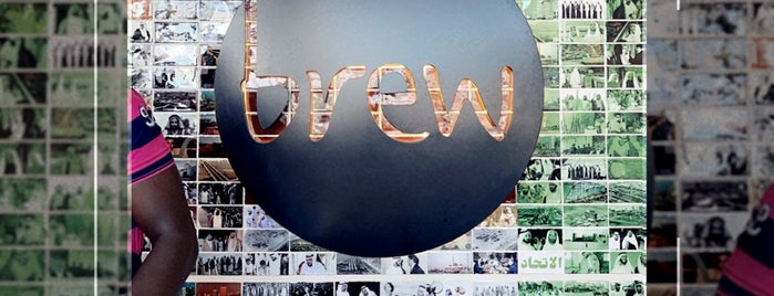 Brew Cafe is one of Dubai 2020.