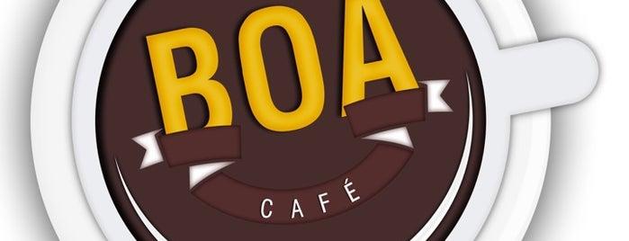 Boa Café is one of Lugares guardados de Mauro.