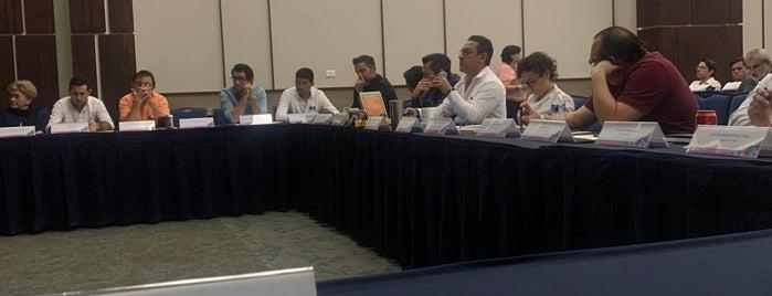 Centro Internacional De Congresos De Yucatán is one of Juan : понравившиеся места.