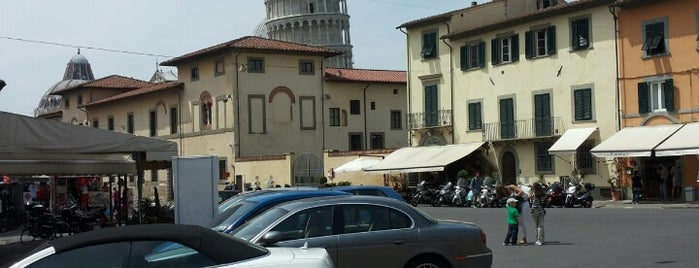 Piazza Arcivescovado is one of visit again.