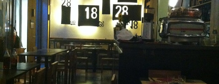 Trattoria 18/28 is one of MILANO EAT & SHOP.