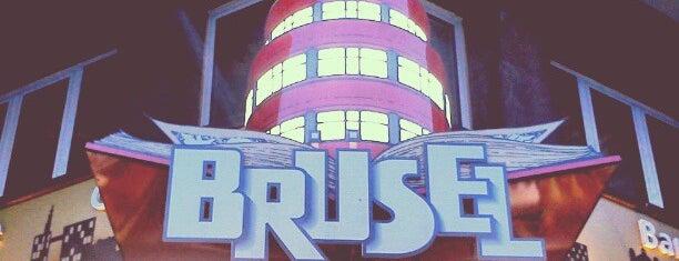 Brüsel is one of BD.