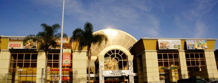 SouthBay Pavilion is one of Lugares favoritos de Alberto J S.