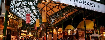 Borough Market is one of S Marks The Spots in LONDON.