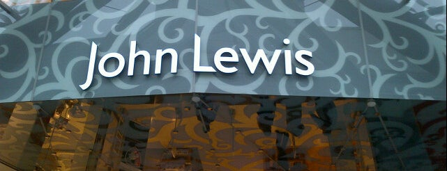 John Lewis & Partners is one of Locais curtidos por Leonard.
