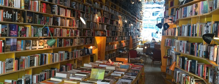 Libreria is one of Bookstores - International.