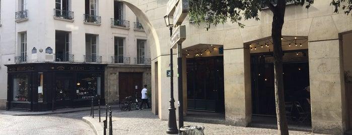 Place de Thorigny is one of Paris ♡..