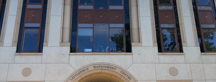 Littlefield Management Center is one of FAVORITE.