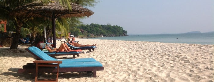 Sokha Beach is one of Cambodia.