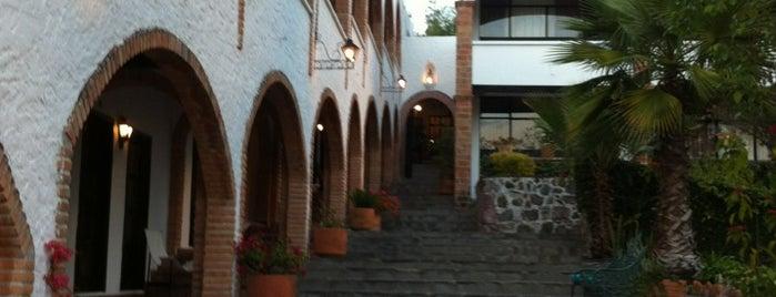 Rancho Hotel El Atascadero is one of San miguel.