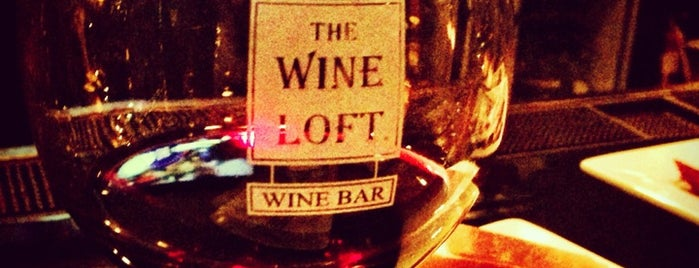 The Wine Loft is one of rva.