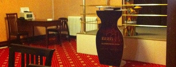 Asia Tashkent Hotel is one of Oteller.