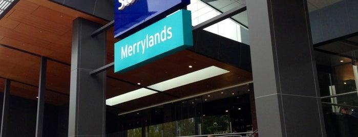 Stockland Merrylands is one of MAC 님이 좋아한 장소.