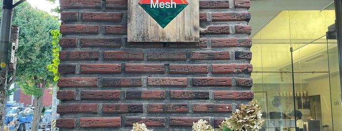 cafe Mesh is one of I Seoul U.