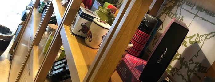 Tea Shop is one of Spain.