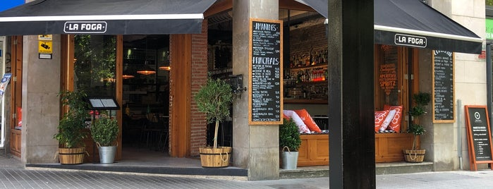 La Foga is one of Lieux sauvegardés par Elodie.