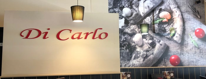 pizzeria di carlo is one of Restaurant To-do List.