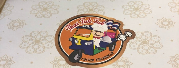 Thai Tuk Tuk is one of Para repetir.