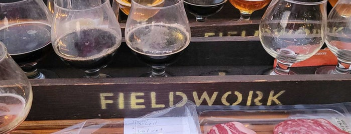 Fieldwork Brewing Company is one of Monterey.