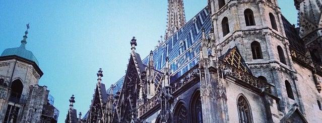 St. Stephen's Werbeagentur is one of Vienna.