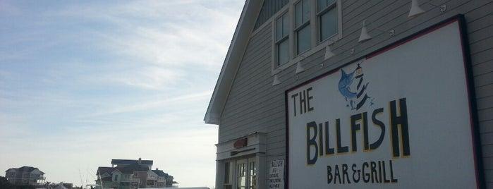 Billfish Bar & Grill is one of Jakub : понравившиеся места.