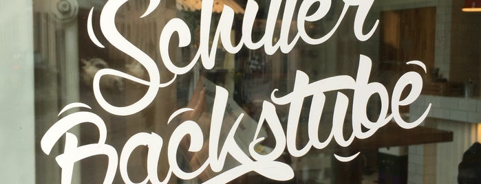 Schiller Backstube Deli is one of Locais curtidos por Vyacheslav.