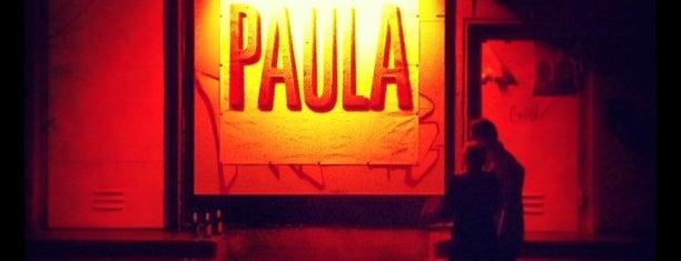 Club Paula is one of Sebas'ın Beğendiği Mekanlar.