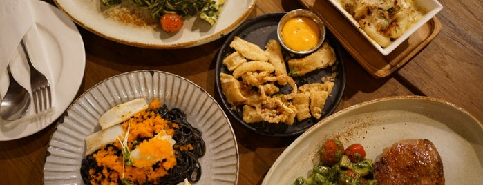 Namnam Pasta I Tapas is one of 05_ตามรอย_inter.