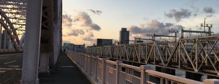 十三小橋 is one of 淀川探訪.