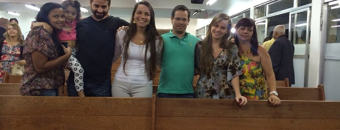 Assembleia de Deus do Campinho is one of My Places....
