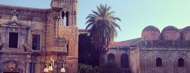 Chiesa della Martorana is one of Sicily.