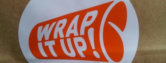 Wrap It Up! is one of Tempat yang Disimpan Flavia.