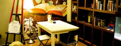 "Circus Home-Cafe is one of ""biscotto members card"" Cafe-Bars."