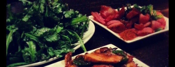 Yunnan BBQ is one of Sweet n' Sour Check-In 10X (NY).