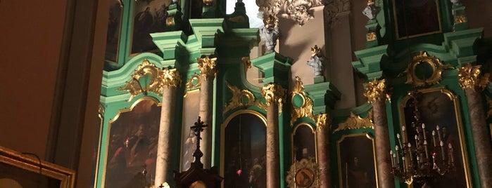 Православная церковь Святого Духа is one of Carl : понравившиеся места.