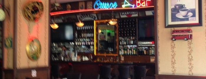 Crusoe Bar is one of Alanya.