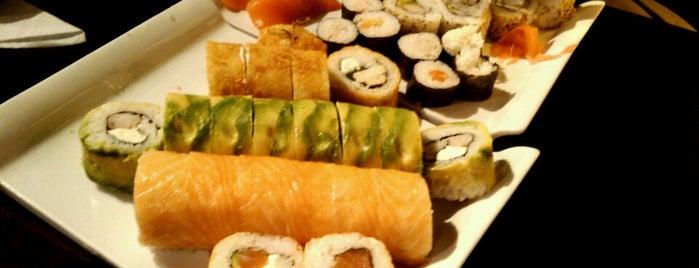 Unagi Sushi is one of Donde llevar a la polola.
