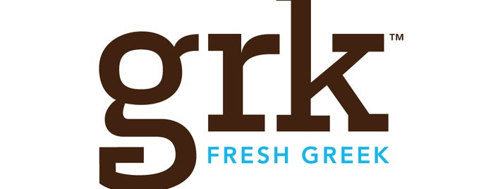 GRK Fresh Greek - Financial District is one of eat out.
