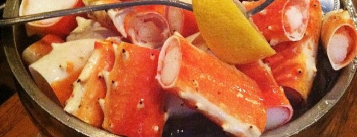 Shaw's Crab House is one of The 25 Best Seafood Restaurants in America.